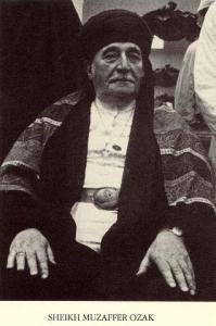 Shaykh Muzaffer Ozak Al-Jerrahi